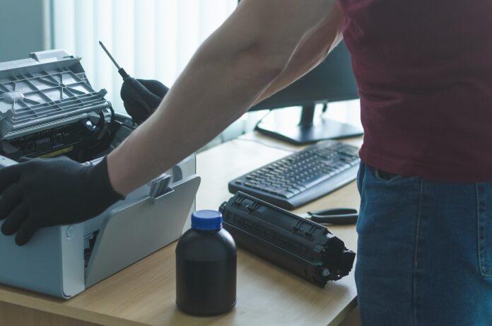 Kiedy należy udać się do serwisu drukarek?