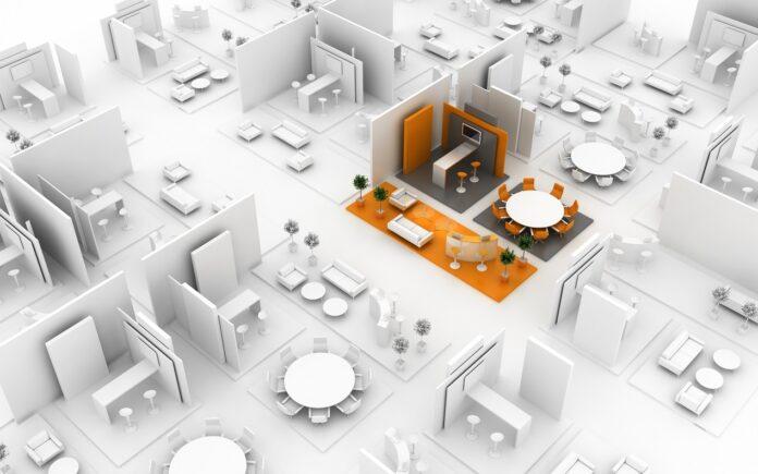 3 niezawodne sposoby na podzielenie stoisk eventowych i sprzedażowych na strefy